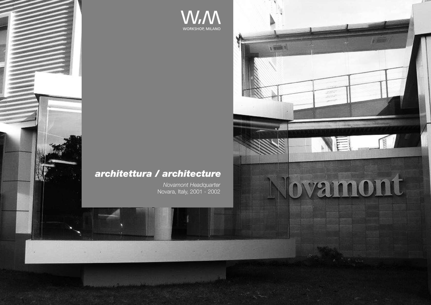 Novamont Headquarter a Novara